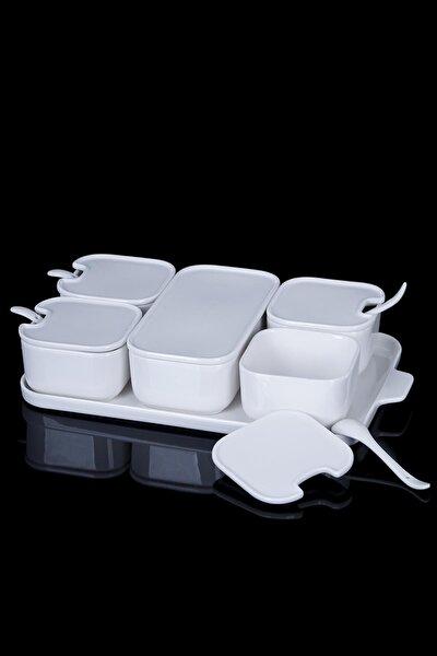 Sct10875 Pure Porselen Kahvaltılık 6lı