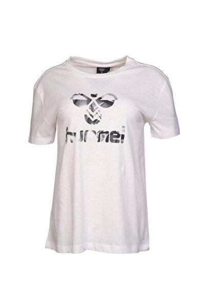 Sofia Kadın Beyaz Kısa Kollu T-Shirt