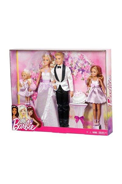 Ve Ken Evleniyor Gelin Damat Ve Kız Kardeşler