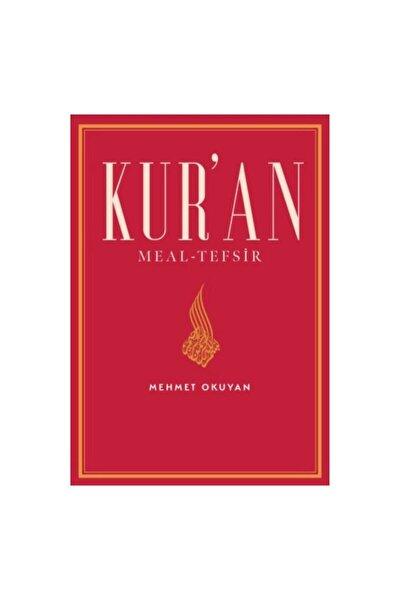 Kur'an Meal-Tefsir - Mehmet Okuyan 9789758574292