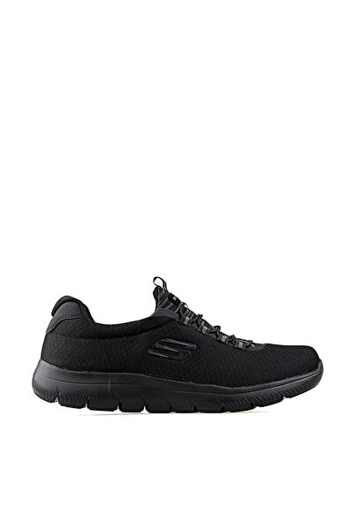 SUMMITS Erkek Siyah Spor Ayakkabı