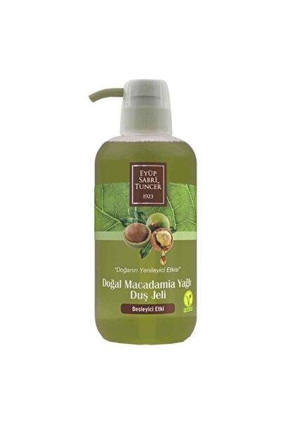 Doğal Macadamia Yağlı Duş Jeli 600 ml Pet Şişe