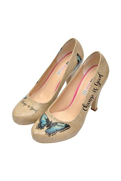 Change Is Good Topuklu Kadın Ayakkabı