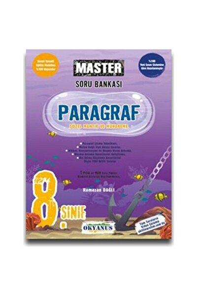 Okyanus 8. Sınıf Master Paragraf Soru Bankası