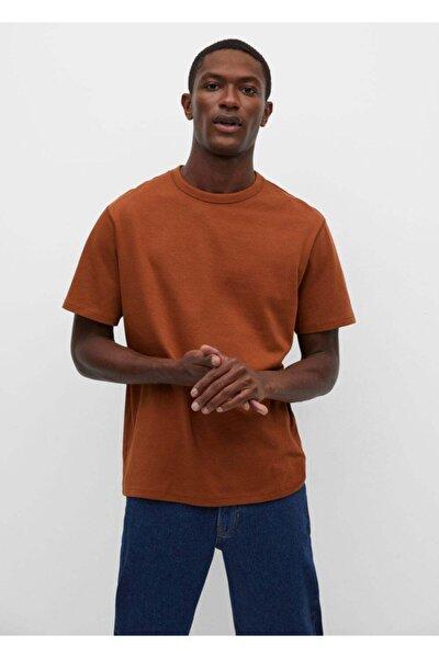 Relaxed Kesim Pamuklu Tişört
