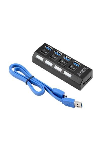 4 Port Very Speed Hızlı Usb 3.0 Çoğaltıcı Çoklayıcı Hub Switch