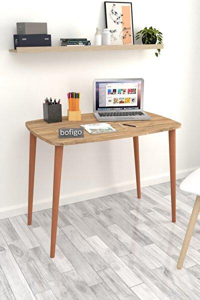 60x90 Cm Çalışma Masası Bilgisayar Masası Ofis Ders Yemek Masası Çam