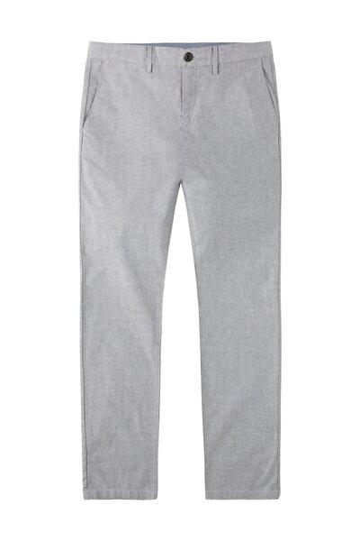 Erkek Gri Pantolon Denton Chino Micro Pattern MW0MW10275