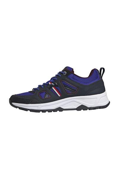 Erkek Mavi Sneakers Fashion Modern Sneaker Low FM0FM02391