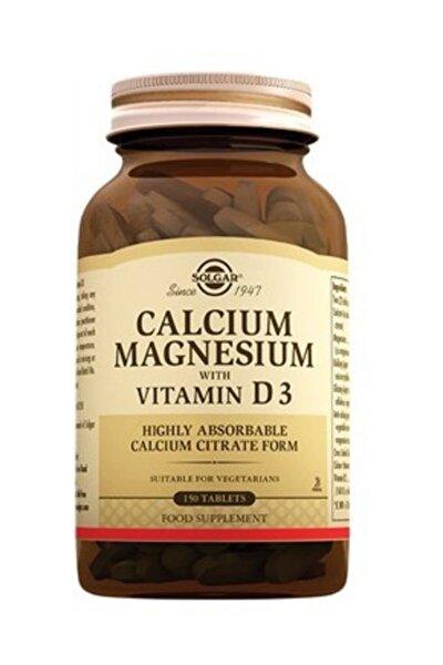 Calcium Magnesium Vitamin D3 150 Tablet