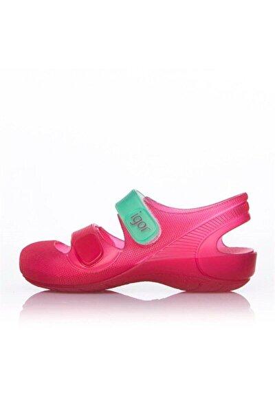 Bondi Bicolor Pembe Sandalet 100293827 S10146-ö14