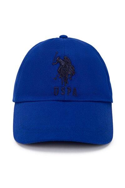 Mavı Erkek Şapka