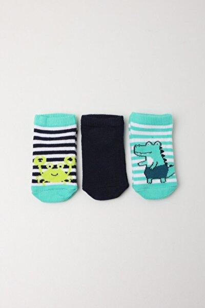 Erkek Çocuk Çorap 3'lü