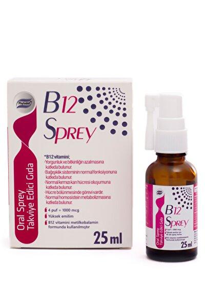 Vitamin B12 - 25ml Sprey (çilek Aromalı)