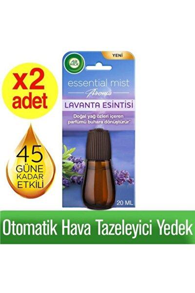 Essential Mist Yedek Lavanta Esintisi 20 ml - 2'li