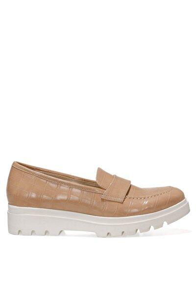 PIPER2 1FX Bej Kadın Loafer Ayakkabı 101006286