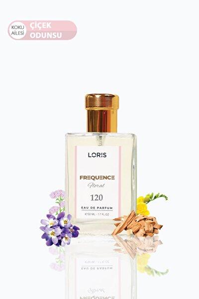 K-120 Frequence Parfume Edp 50ml Çiçek-Odunsu Kadın Parfüm