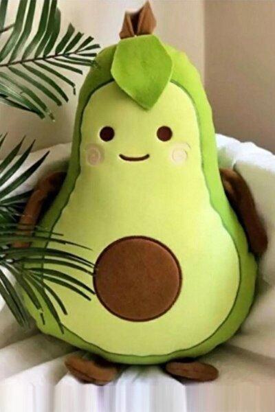 Avokado Peluş Yastık Büyük Boy ( Avakado )