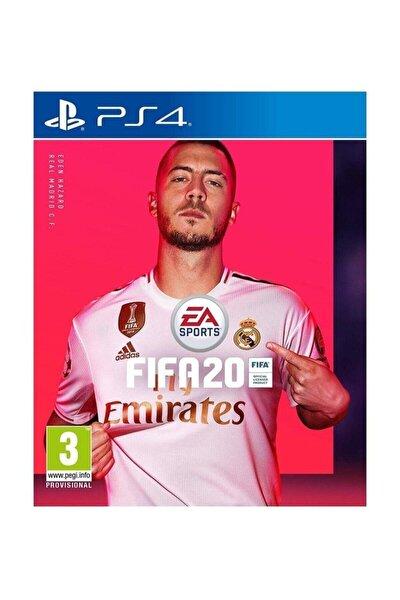 Fifa 2020 Türkçe Menü Ps4 Oyun
