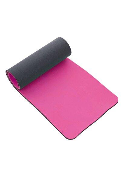 Yoga Mat 180 X 60 X 1 Cm Df190 Pembe - Siyah