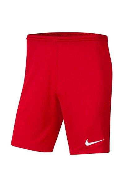 Erkek Kırmızı Dry Park Iıı  Futbol Şortu Bv6855-657