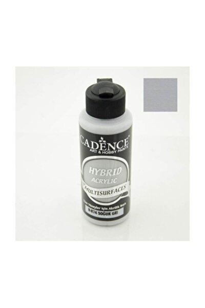 Hybrid Multisurface Akrilik Boya 120 ml. H-074 Soğuk Gri