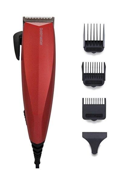Kırmızı Ruby Saç ve Sakal Şekillendirme Makinesi Gm-8103