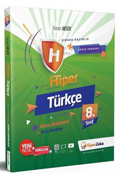 8. Sınıf Türkçe Hiper Konu Anlatımlı Soru Bankası