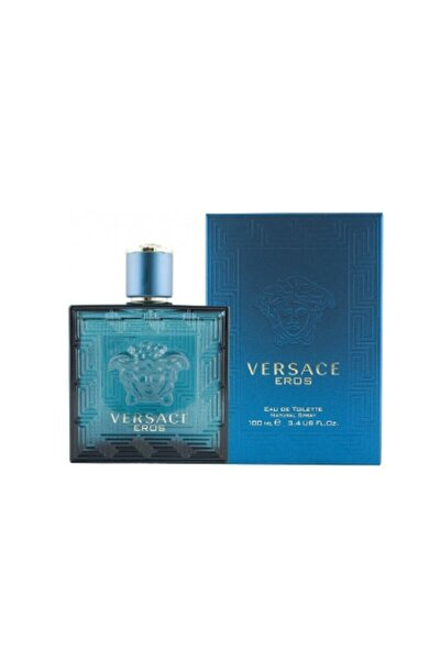 Eros Edt 100 ml Erkek Parfümü 8011003809219