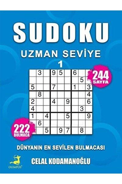 Sudoku Uzman Seviye 1 - Celal Kodamanoğlu - Amazon Yayınları