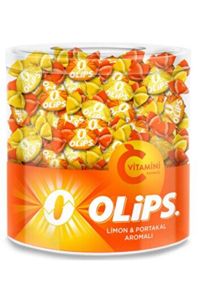 C Vitaminli Limon ve Portakal Aromalı  Kavanoz Şeker 462 gr