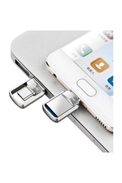 32gb Otg Typec- Usb Flash Bellek Type-c Girişli Xiaomi Huawei Oppo Samsung Akıllı Telefon Uyumlu