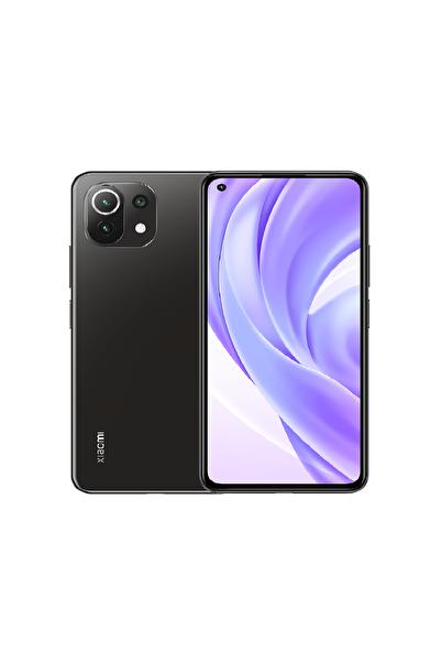 Mi 11 Lite 6GB + 128GB Siyah Cep Telefonu (Xiaomi Türkiye Garantili)