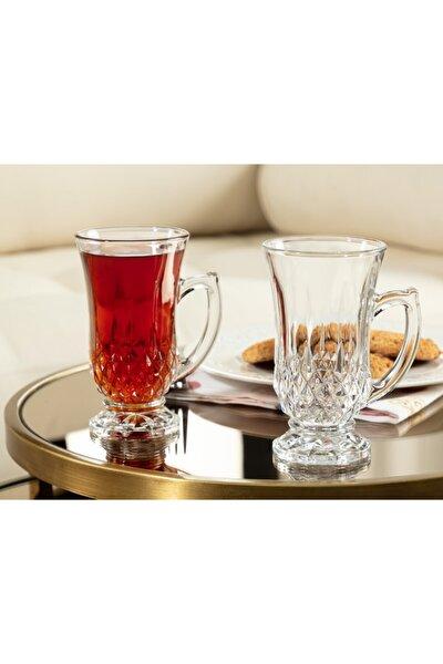 Audrey 4'lü Çay Fincanı Seti