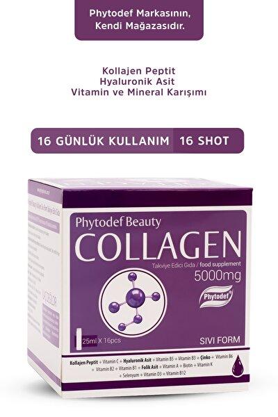 Sıvı Form Collagen  25ml 16 Adet