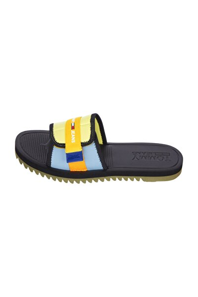 Erkek Mavi Sandalet EM0EM00681