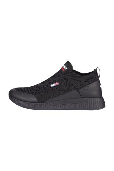 Erkek Siyah Sneaker EM0EM00664