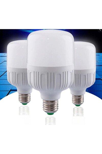 50 Watt Torch Ampul Büyük Boy Beyaz Işık Smd Led Tasarruflu E27 Normal Duy 230mm*135mm 3 Adet