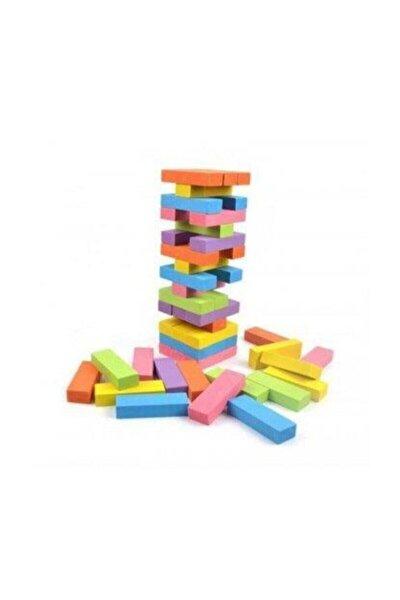 Doğal Toys Renkli Ahşap Denge Oyunu