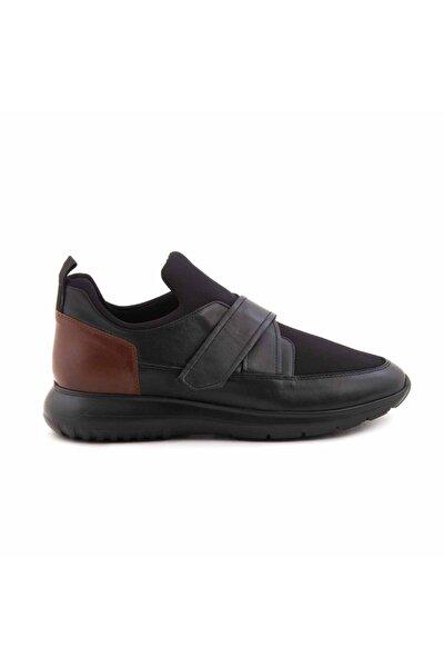 Erkek Siyah Sneaker 255102