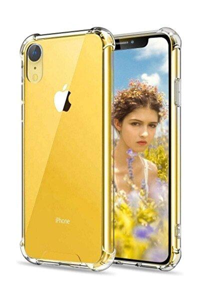 Zengin Çarşım Apple Iphone Xr Ultra Ince Şeffaf Airbag Anti Şok S