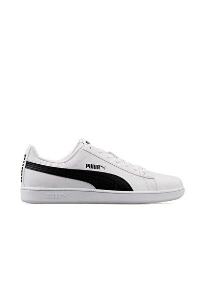 UP TDP PUMA WHITE-PU Siyah Kadın Sneaker Ayakkabı 101086464