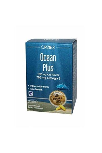 Orzax Plus 1200 Mg 30 Kapsül Saf Balık Yağı