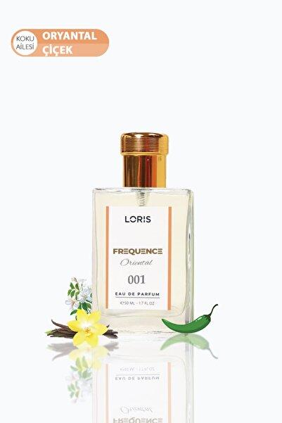 K-001 Frequence Parfume Edp 50ml Oriental Kadın Parfüm
