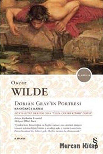 Dorian Gray'in Portresi - Sansürsüz Basım - Oscar Wilde -