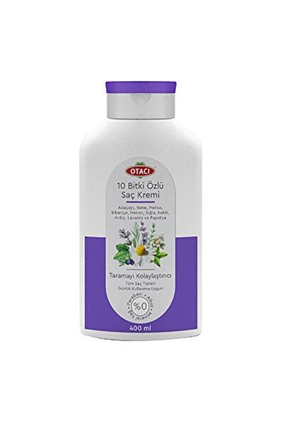 Saç Kremi 400 ml 10 Bitki
