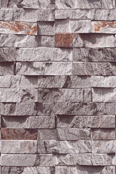 9350 Taş Popüler Desen Duvar Kağıdı 5 M²