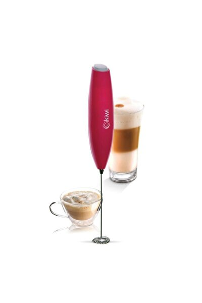 Kcm 7502 Kahve Ve Süt Köpürtücü Pembe