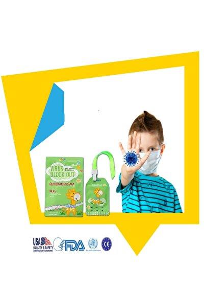Vso Kids  Virus Kart   Hava Dezenfektasyon Kartı   Klordioksit Kart