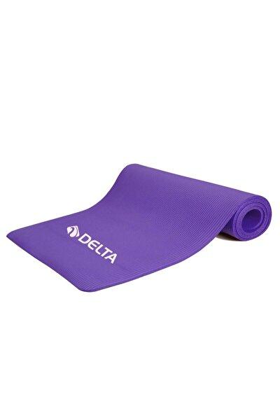 Konfor Zemin 10 Mm Taşıma Askılı Pilates Minderi Yoga Matı
